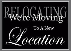 relocating were moving